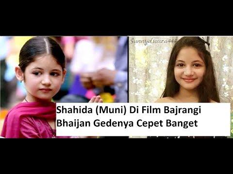 Shahida Bajrangi Bhaijan Cantiknya Kebangetan / Harshaali Malhotra