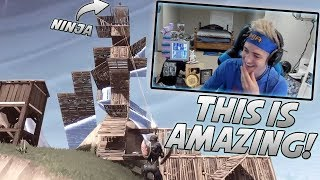 Ninja Reacts To Hilarious Cinematic Made About His Biggest/Funniest Fail Ever!