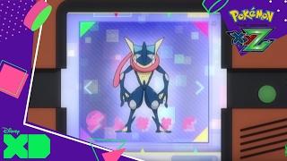 Pokemon Seria: XYZ - Greninja. Oglądaj nowe odcinki w Disney XD!