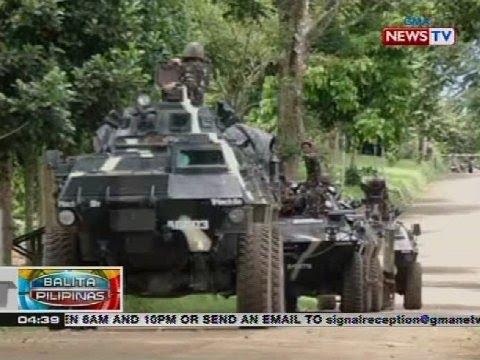 Ilang muslim sa Luzon, nangangamba sa kalagayan ng mga kaanak nila sa Marawi City