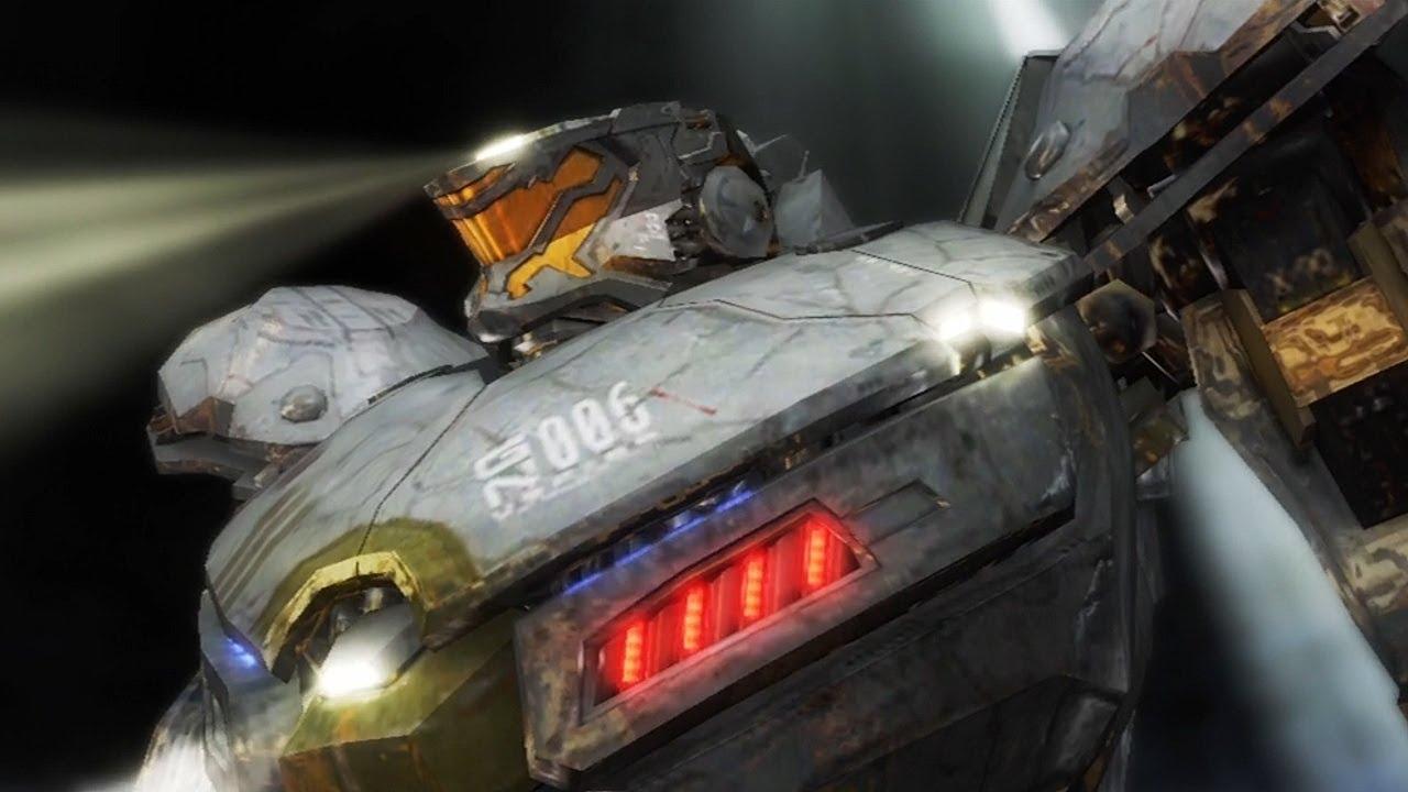 Pacific Rim: The Video Game Walkthrough - Striker Eureka Gameplay (DLC)