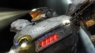 Pacific Rim: The Video Game Walkthrough - Striker Eureka Gameplay (DLC)