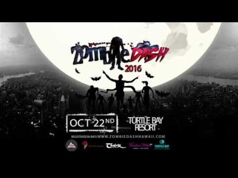 Zombie Dash Hawaii 2016