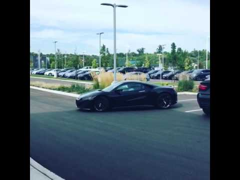 2017 Acura NSX First Retailed Model In Canada. Kitchener, Ontario