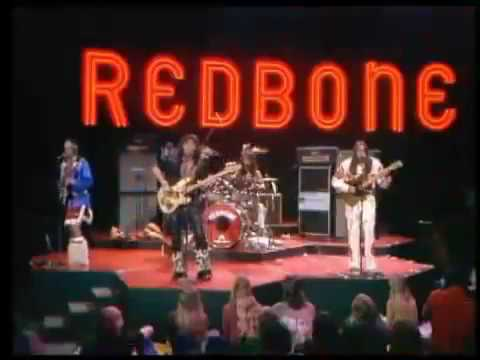 Redbone Come And Get Your Love The Midnight Special 1974