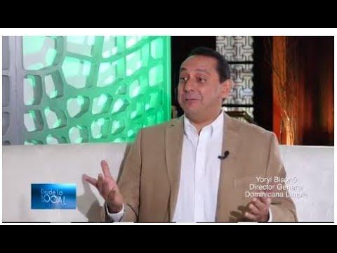 Desde Lo Local Programa #3: Entrevista Yoryi Bisonó Director General Dominicana Limpia2/4
