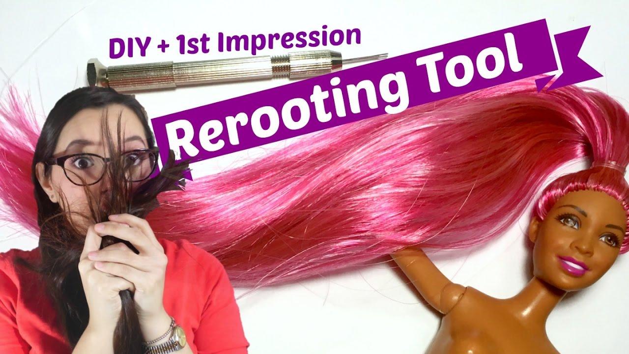 how to make a rerooting tool