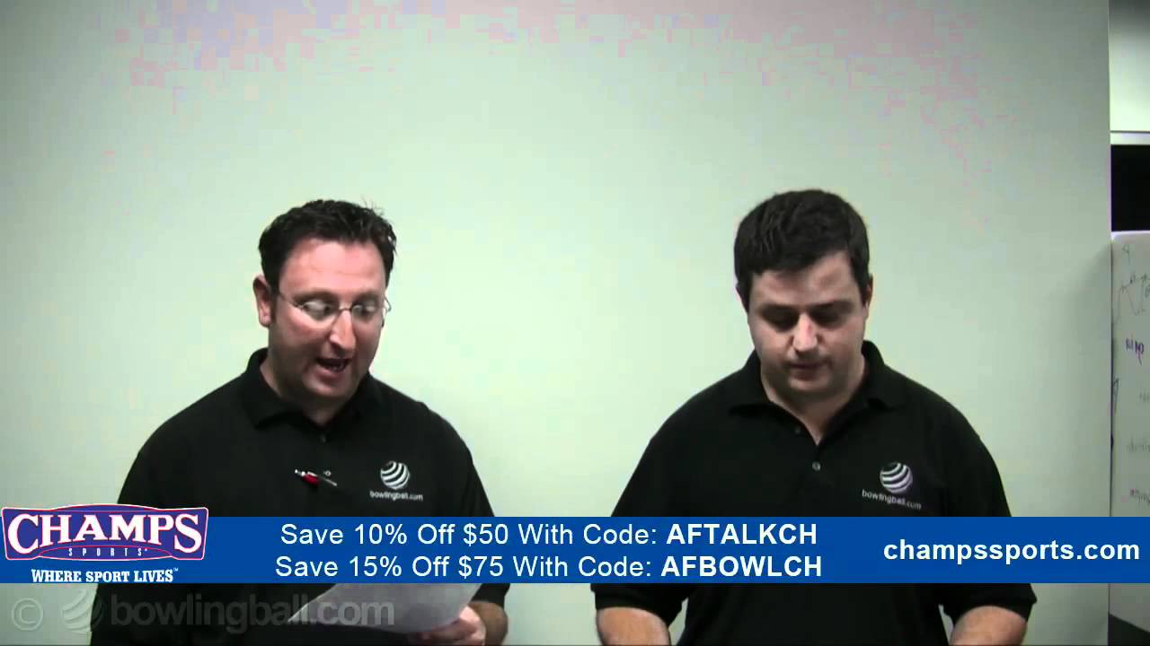 94e41b5636de Talk Bowling Episode 92 - How to Stop Roll Out or Hook Out On Your ...