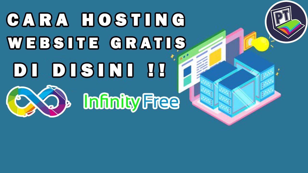 Cara Hosting Website Secara Gratis Ke InfinityFree - YouTube