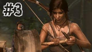 Tomb Raider (2013) - Gameplay Walkthrough Part 3 - Tomb of The Lost Adventurer (Hard)