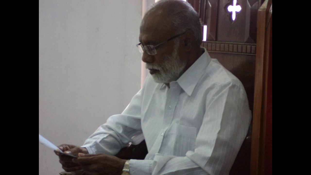Genesis 3:22 II whatsapp audio message II Madanapalli Rjasekhar Garu II