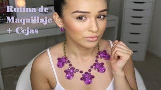 Rutina De Maquillaje + Cejas Thumbnail