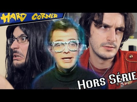 les JV à la TV... en 1993 ! ft. Bob Lennon & Mac Lesggy - Hard Corner HS - BenzaieTV