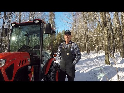 #371 Kubota LX2610 Tractor Review - 4 Months.THE GOOD AND THE BAD. Why the LX2610 and Not the LX3310