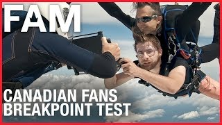 Ghost Recon Breakpoint: Canadian Fans Test their Breakpoint | Ubisoft [NA]