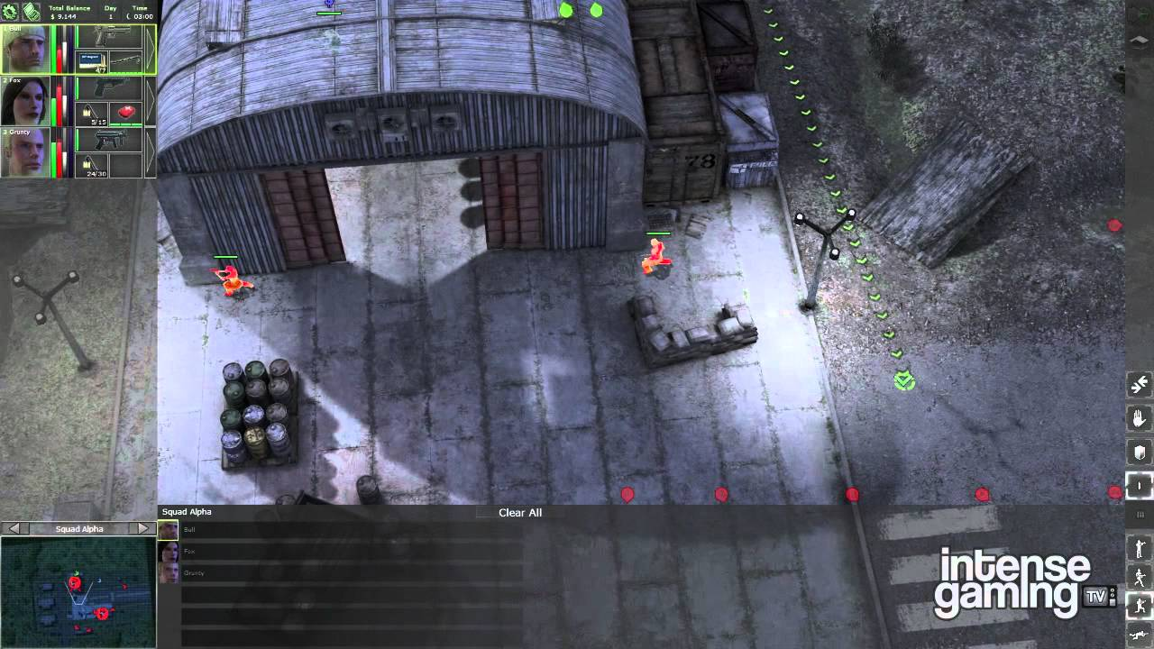 Видео Jagged Alliance: Back in Action Review