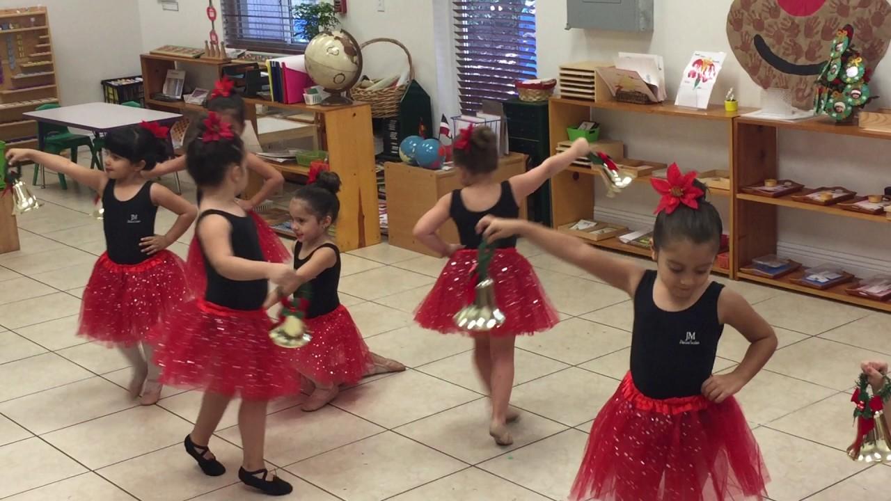 Christmas Ballet Show - YouTube