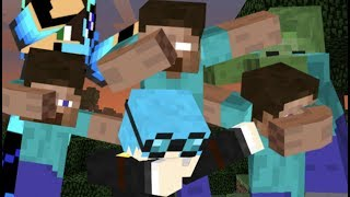 playing minecraft for your entertainment thumbnail
