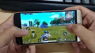 test Game PUBG Mobile on LG G6 Max Settings