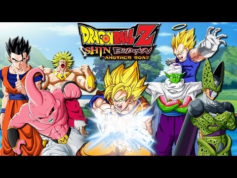 Dragon Ball Z: Shin Budokai - Another Road (PSP) PPSSPP + DOWNLOAD