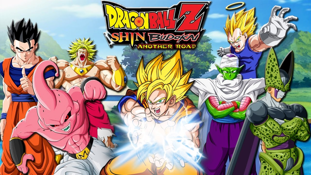 dbz shin budokai psp game download
