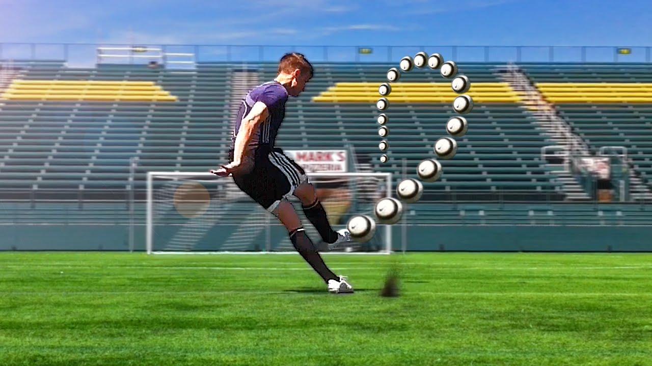 How To Shoot Like Cristiano Ronaldo Knuckleball Tutorial In Depth Youtube