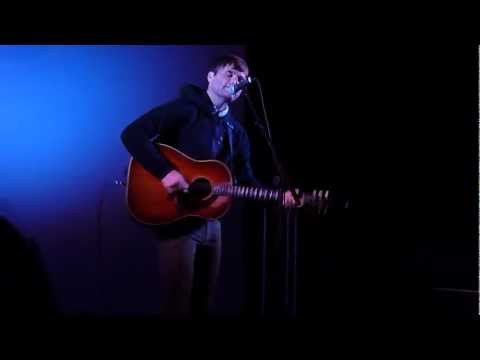 Ben Gibbard - Such Great Heights + I'm Building A Fire (LIVE - Henry Miller Library-Big Sur - 2012)