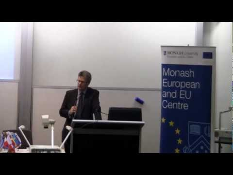 The UK and the EU in the Asian Century: a British view from Down Under