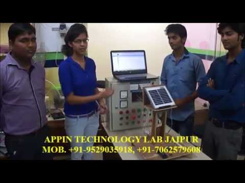 Appin Technology Lab Generation of electricity using PLC SCADA