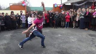 Танцы. Северная Осетия. Коста. 2013 год .
