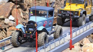 RC CRAWLER & SCALER SNIPPET from the SUPERSCALE 2018