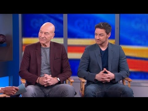 'X-Men: Days of Future Past' Actors Reveal Insights Into Their Shared Role