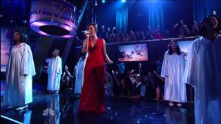 Demi Lovato - Skyscraper/Rascacielo (Live At ALMA Awards 2011) HD 1080