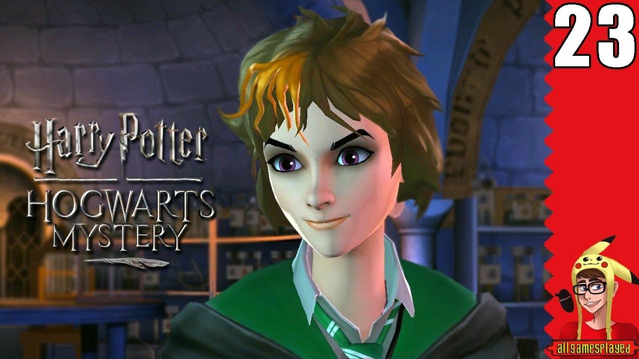MERULA HAS A CRUSH ON ME?!?!   Harry Potter: Hogwarts Mystery Part 23