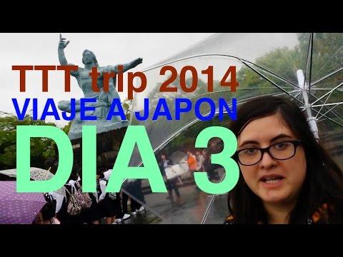 TTT trip 2014 Viaje a Japón - Día 3 Nagasaki