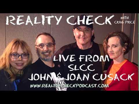 Episode 241 - Live from Salt Lake Comic Con: John and Joan Cusack