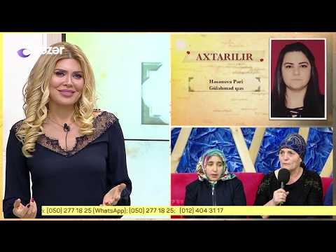 Seni Axtariram (29.11.2018) Tam verlis