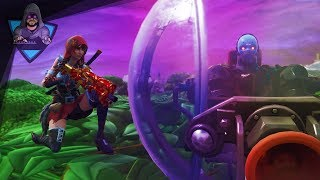 The SECRET STORY of the 8th season of Fortnite (Fortnite Battle Royale Gameplay)