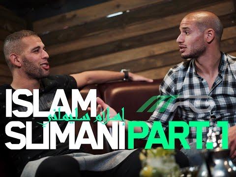 #MAG مع Islam Slimani (إسلام سليماني)  interview Part 1