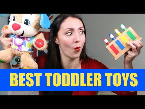 Top 5 Best Gifts For 1 Year Old