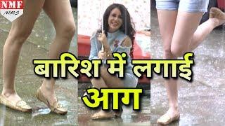 Monsoon में HOT Photoshoot करती दिखी Shweta Khanduri और बताया अपने Song के बारे में