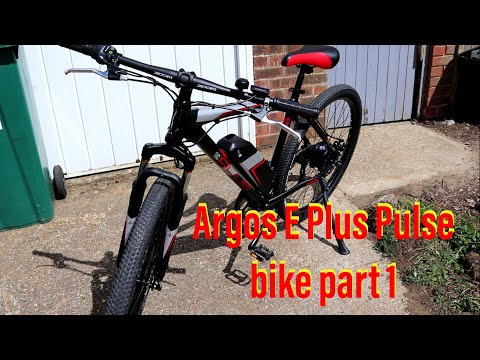 Argos E Plus Pulse Bike