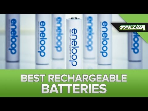 How To Charge Lithium-ion and NiMH Rechargeable Batteries from YouTube · Duration:  6 minutes 58 seconds