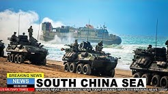 South China Sea Latest News: US Navy defies China with largest operation in disputed waters