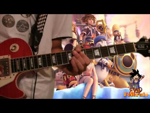 「Hikari (Rock Version」- Kingdom Hearts【+TABS】by Fefe!