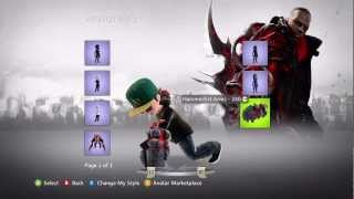 Prototype 2 I Xbox 360 I Avatar Collection