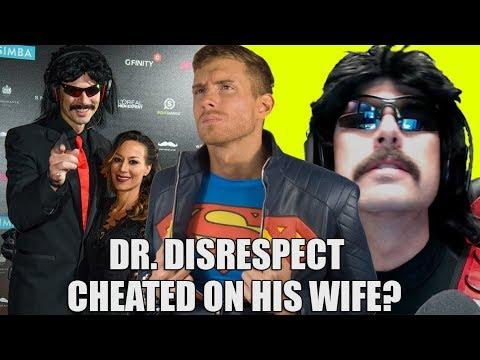 drdisrespect cheating reddit