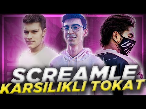 BBL Russz Scream'le KARŞILIKLI VURUŞTUK w/AsLanM4shadoW | Valorant Maç Özetleri #163