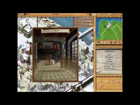 Patrician III Gameplay Governator in 20 years Extra 1 |