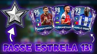 CHEGOU O PASSE ESTRELA 13! +LIVE HOJE ÀS 19h30 e NOVA PARCERIA   FIFA MOBILE 20